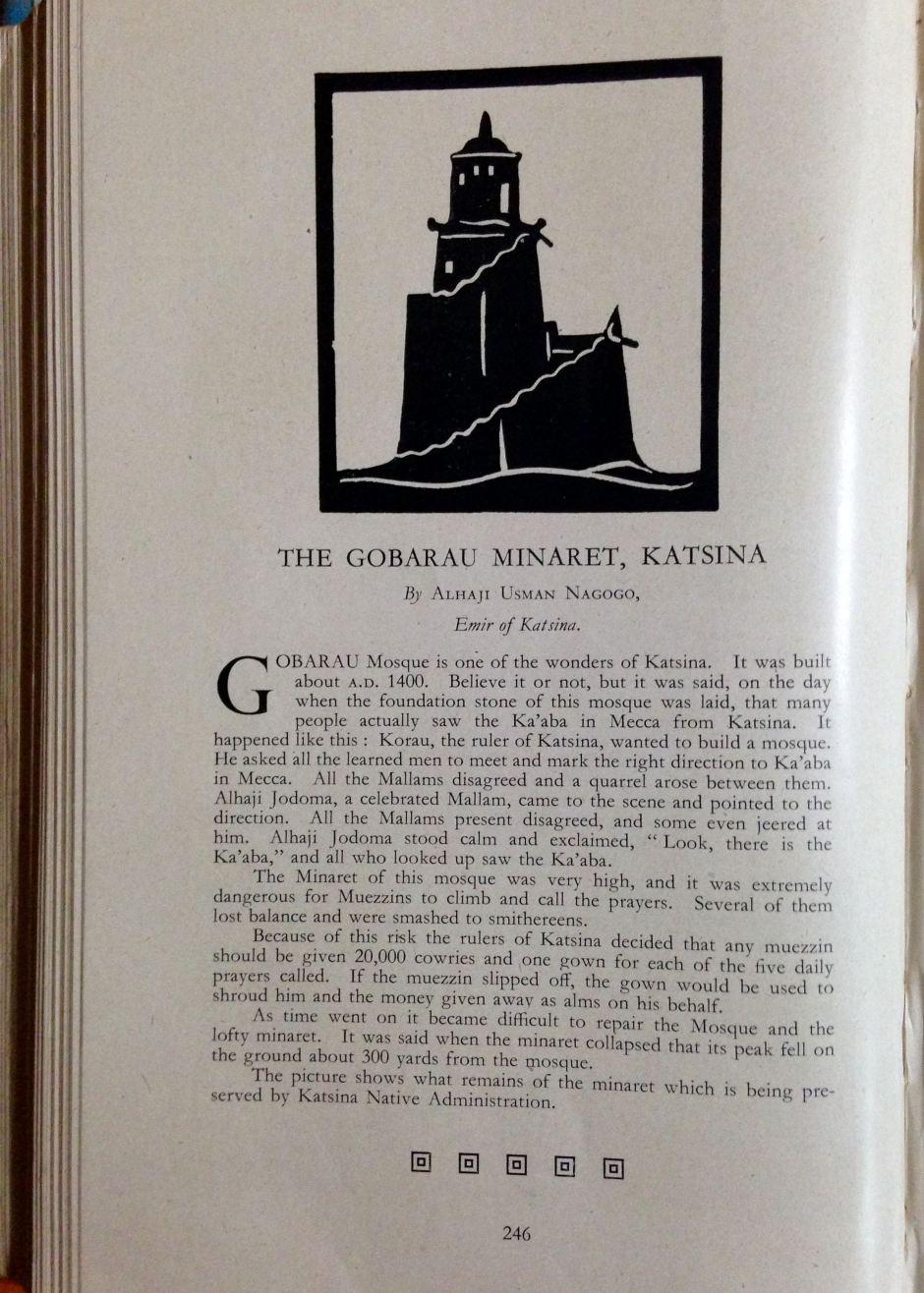Nigeria Magazine #29 1948