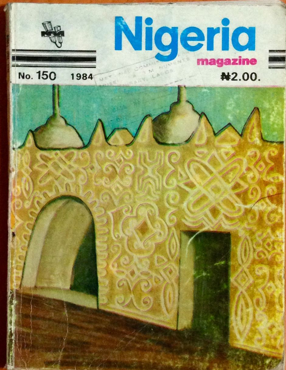 Zaria Architecture by Osagie Lawrence